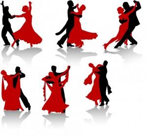 Six dance images